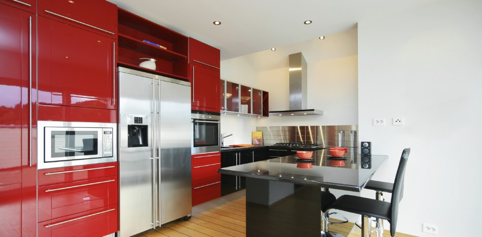 Stylish Kitchen Interior Designs - Latest Modular Kitchen Interior Designs