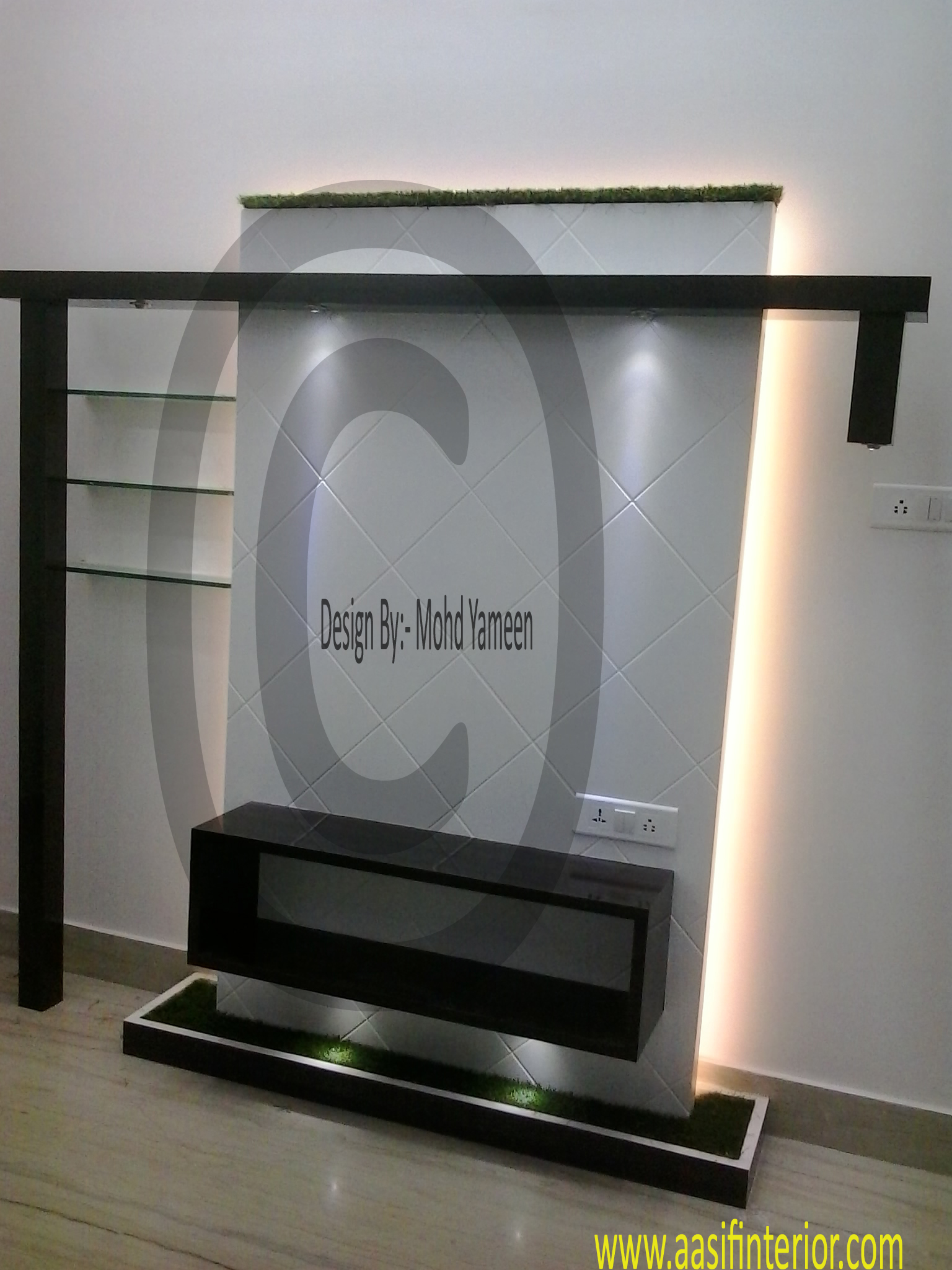 Latest LCD Designs- Aasif Interior Designer in Meerut